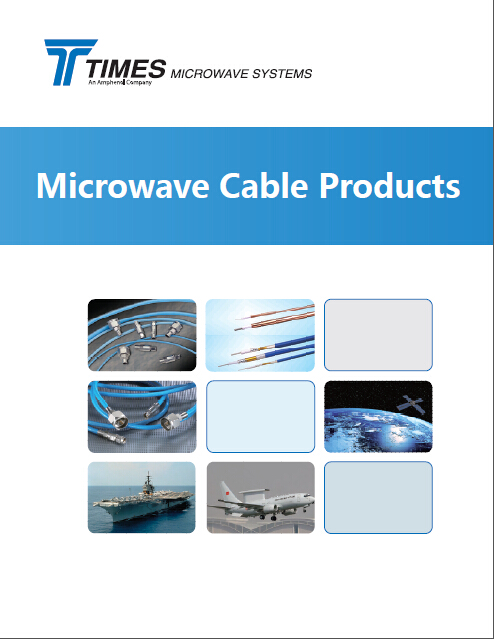 Microwave Cables & Assemblies - Low Loss